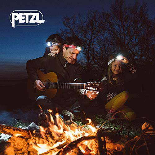 Petzl Tikka Lampe frontale Mixte Adulte, Noir
