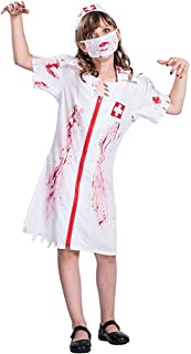 Party Girls Halloween Zombie Nurse Costume