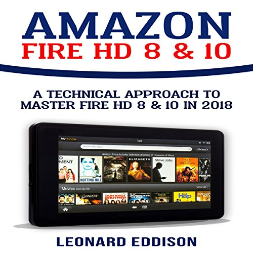 Amazon Fire HD 8 & 10 audiobook cover art