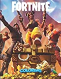 Fortnite Coloring Book: An Awesome Item To Relax And Relieve Stress With Lots Of Illustrations Of Fortnite On Easter Day - Unique Coloring Pages For Kids And Adults - Great Gift For Fortnite Fans