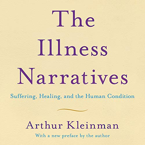 The Illness Narratives  By  cover art