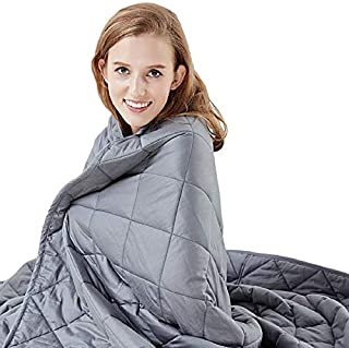 Hypnoser Weighted Blanket Twin Size (15 lbs 48