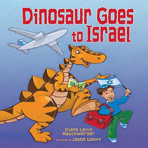 Dinosaur Goes to Israel copertina