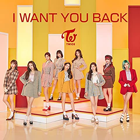 [Single]I WANT YOU BACK – TWICE[FLAC + MP3]