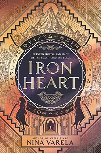 Iron Heart (Crier's War Book 2) (English Edition)