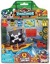 Zomlings Pirate Ship Blister Pack Random Pick Miniture Figure