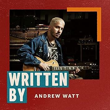 Written By Andrew Watt