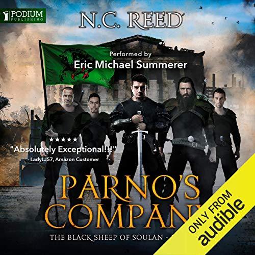Parno's Company cover art