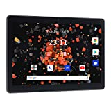 Tablet 10 Inch, Android 10 Tablet, 3G Phablet with Dual Sim Card & 5MP Camera Tablet PC, 2GB+32GB Storage, 1280x800 IPS HD Touchscreen, Quad Core, WiFi, Bluetooth, GPS, 2G/3G Unlocked Phone(Black)