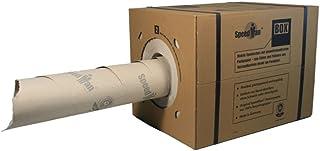 SpeedMan Box - Mobile Spenderbox mit Packpapier