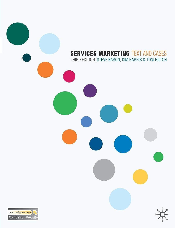 払い戻しカセット農場Services Marketing: Text and Cases