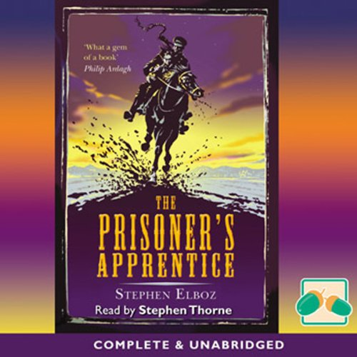 The Prisoner's Apprentice cover art