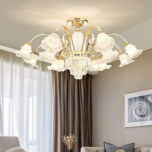 FACAI Kronleuchter Wohnzimmer Licht neues Restaurant Schlafzimmer Licht
