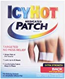 Icy Hot, Topical Analgesic Back Patch, 5 CounT