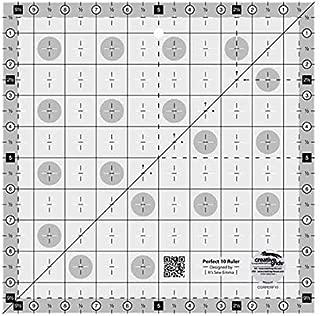 Creative Grids Perfect 10 Quilting Ruler (Original Version)
