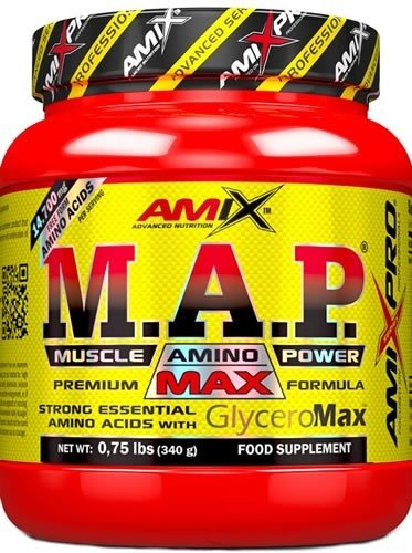 Amix M.A.P. With Glyceromax 340 Gr Natural 340 g