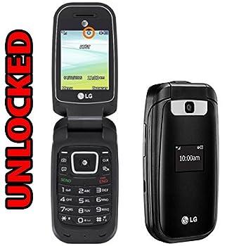 LG B470 3G Flip Phone GSM Unlocked Bluetooth Camera at&t World Phone NOT CDMA Carriers like Verizon Sprint Boost Mobile Virgin