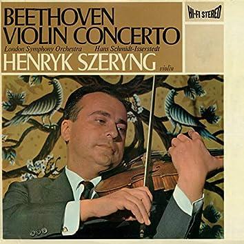 Beethoven: Violin Concerto; Romance No. 2