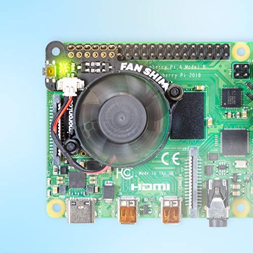 Pimoroni Module ventilateur pour Raspberry