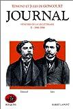 Journal des Goncourt, tome 2