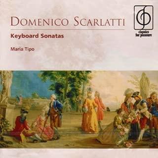 Scarlatti: Keyboard Sonatas by Maria Tipo