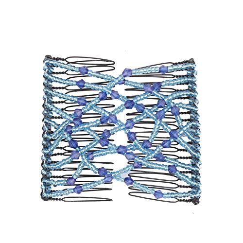 Haarspangen Clips, Fellibay Haarkamm Haarklammern Zahn Magic Perlen Braut Kopfstück DIY Haarnadeln