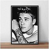 Gopfl Sänger Schauspieler Justin Bieber Poster Musik