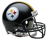 NFL Pittsburgh Steelers Full Size Proline VSR4 Football Helmet