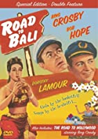 The Road to Bali / On the Road to Hollywood (1952) [Import USA Zone 1]