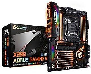 Gigabyte X299 AORUS Gaming 9 - Placa Base (LGA 2066, DDR4 x 8, 4333 MHz, ATX)