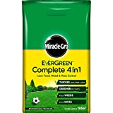 Miracle-Gro Evergreen Complete Lawn Food-150m2 (New 'Easy Carry' Bag), 150 m²