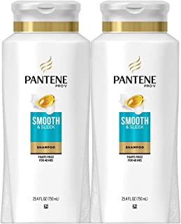 Best pantene anti frizz shampoo Reviews