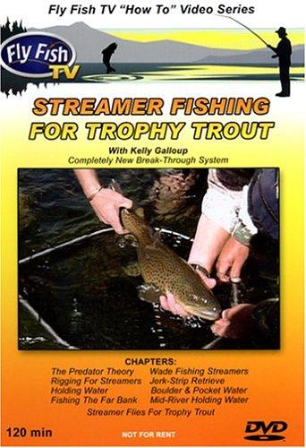 Streamer Fishing for Trophy Trout [DVD] [2004] [Region 1] [US Import]...