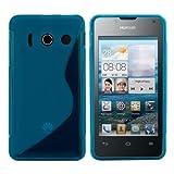 kwmobile Hülle kompatibel mit Huawei Ascend Y300 -