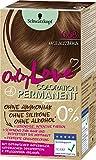 Schwarzkopf Only Love Coloration, Haarfarbe 6.68 Haselnussbraun, 143 ml