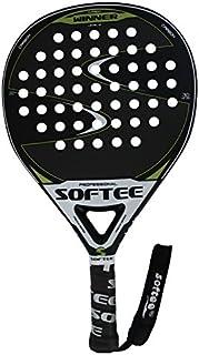 Softee Equipment 0013866 Pala Padel Tennis Winner Green Matt, White, ...