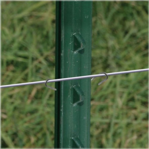 Zareba TPWC100 T-Post Wire Clips