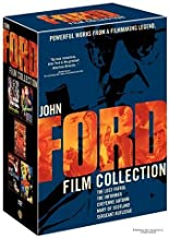The John Ford Film Collection: (The Informer / Mary of Scotland / The Lost Patrol / Cheyenne Autumn / Sergeant Rutledge)