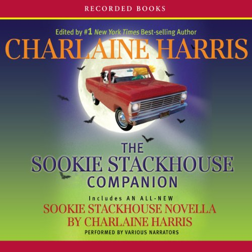 The Sookie Stackhouse Companion audiobook cover art