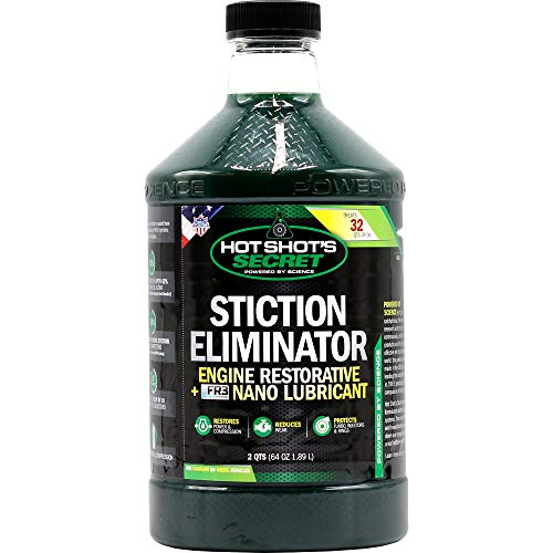 Hot Shot's Secret HSS64Z Original Stiction Eliminator 64 Fluid Ounce Bottle