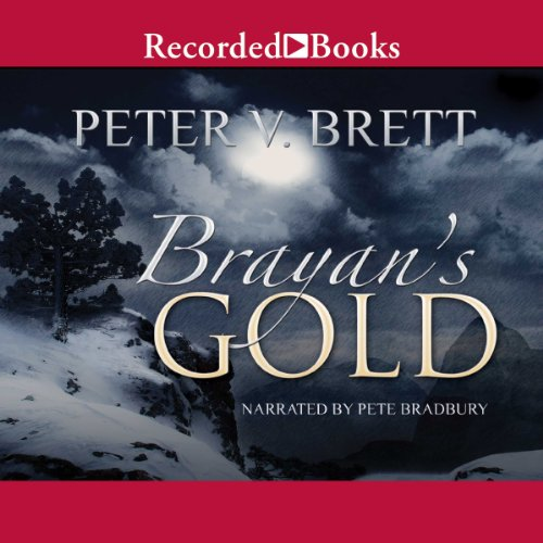Brayan's Gold audiobook cover art