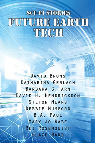 Sci-Fi Stories - Future Earth Tech