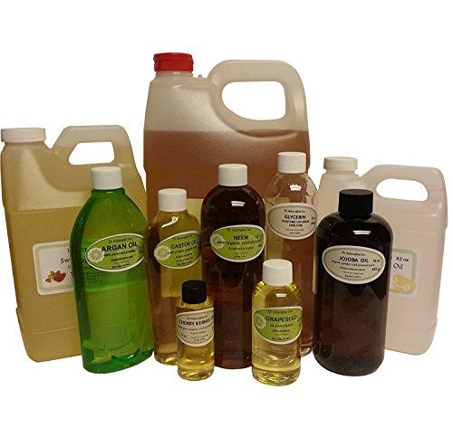 Rosehip Rose Hip Oil 100% Pure Anti-aging Vit C, E 1.1 Oz/36 Ml with Glass Dropper