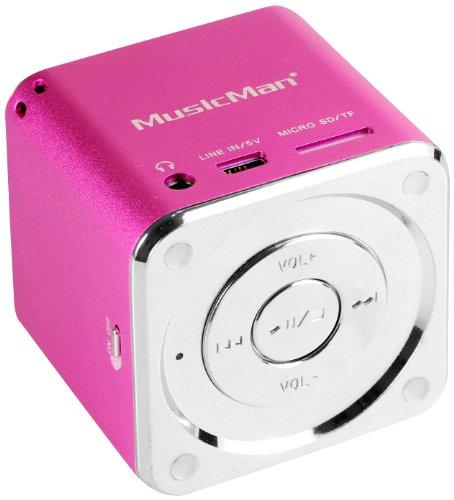 MusicMan Mini Soundstation (MP3 Player,...