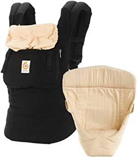 Ergobaby Easy Snug - Pack evolutivo 360 con cojín: Amazon.es ...