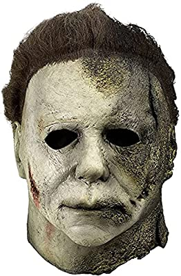 Trick Or Treat Studios Halloween Kills Michael Myers 2020 Mask, Officially Licensed Beige by Trick or Treat Studios