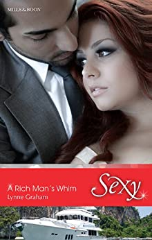 A Rich Man's Whim (A Bride for a Billionaire Book 1) by [Lynne Graham]