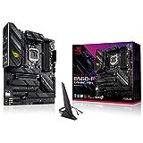 ASUS ROG Strix B560-F Gaming WiFi Mainboard Sockel Intel LGA 1200 (ATX, PCIe 4.0, WiFi 6, Intel 2,5 Gbit/s Ethernet, 3x M.2, Aura Sync)