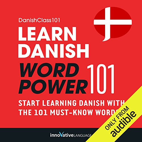 Learn Danish - Word Power 101 cover art