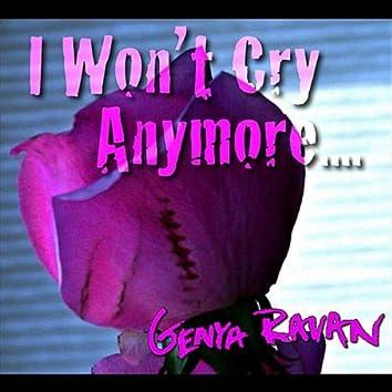 I Won't Cry Anymore